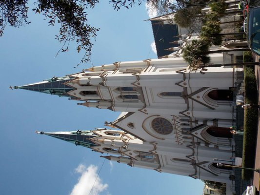 The Cathedral Basilica of St. John the Baptist