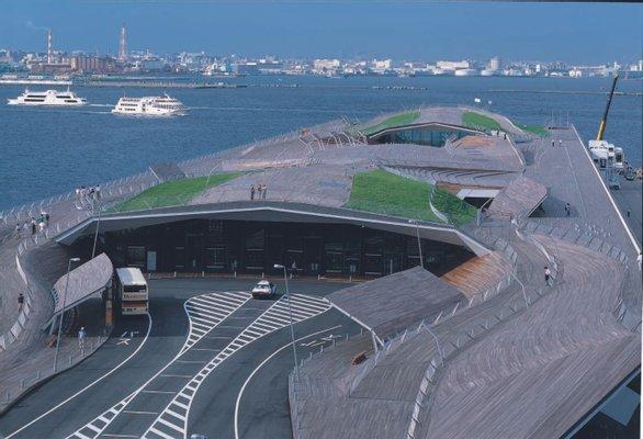 Yokohama Intl Passenger Terminal