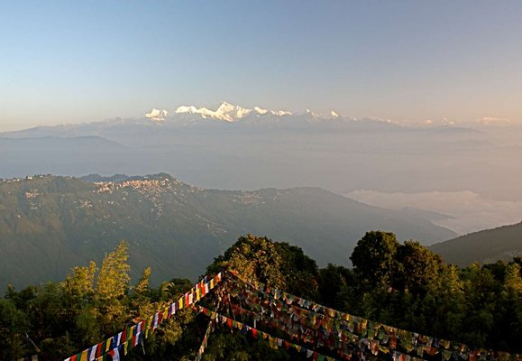 Tiger Hill, Darjeeling