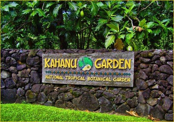 Kahanu Garden, National Tropical Botanical Garden