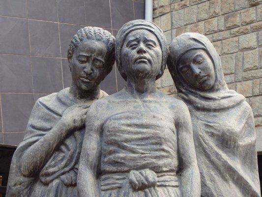 Red Terror Martyrs' Memorial Museum የቀይ ሽብር መታሰቢያ ሙዚየም