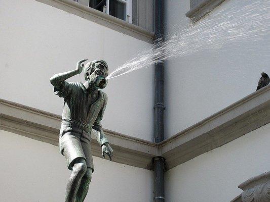 Schängel Fountain