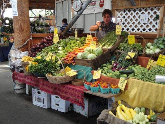 The Olympia Farmers Market