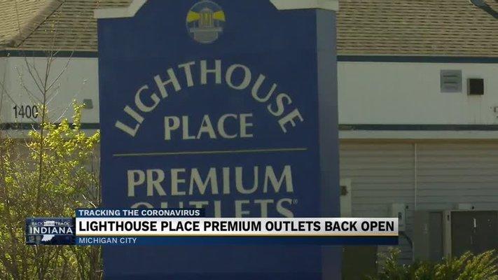 Lighthouse Place Premium Outlets