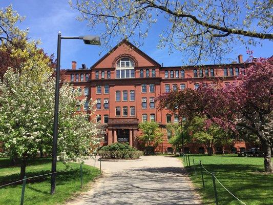The Harvard Museum of Natural History