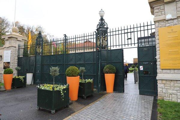 Veuve Clicquot Ponsardin Visitors Center