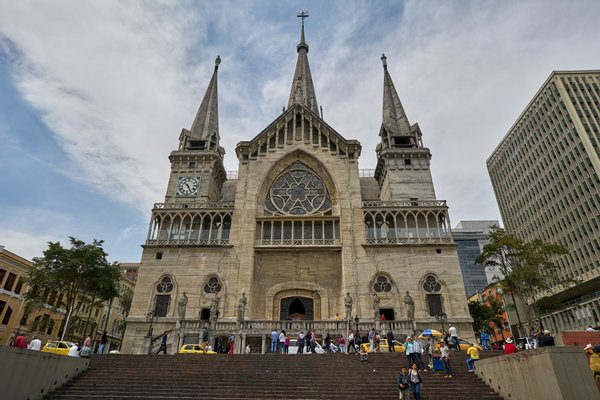 Cathedral Basilica of Our Lady of Rosary, Manizales