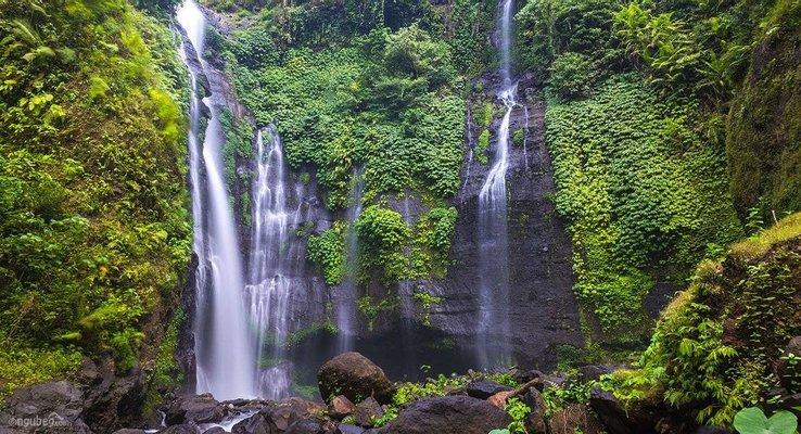 Sekumpul Waterfalls Official