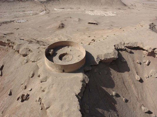 Zoroastrians Towers of Silence