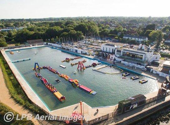 Lymington Sea Water Swimming Baths