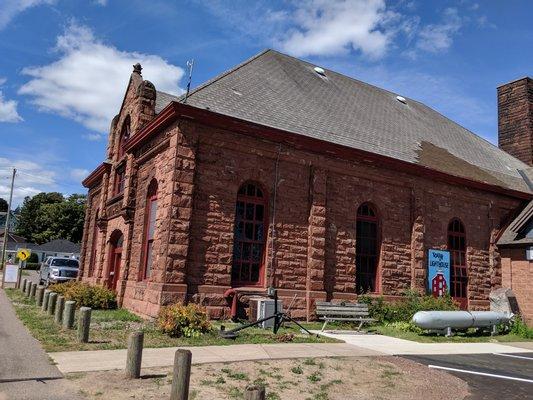 Marquette Maritime Museum