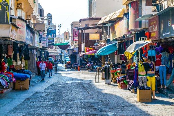 Souq Bab Al Bahrain