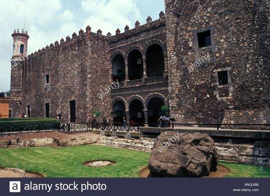 Museo Regional Cuauhnáhuac (Palacio de Cortés)