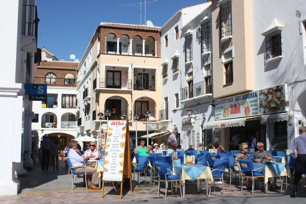 Plaza Balcón de Europa