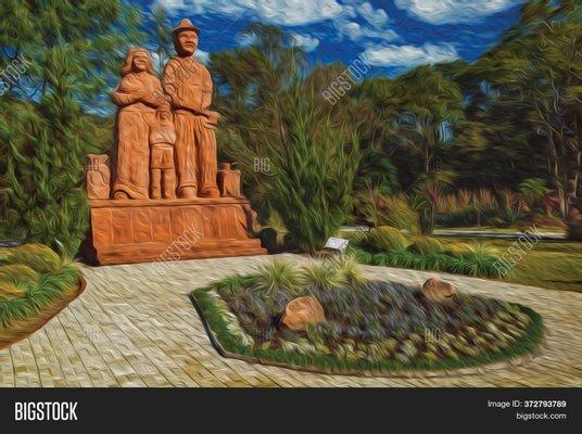 Sculpture Park Silent Stones