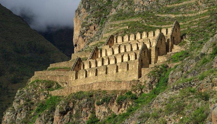 Sitio arqueológico Pinkuylluna