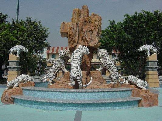 Guangzhou Chimelong Safari Park (Main Gate)