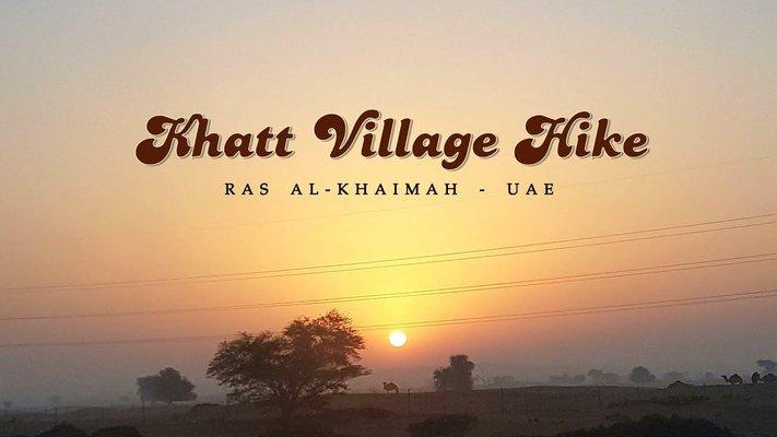 Khatt Springs Rd