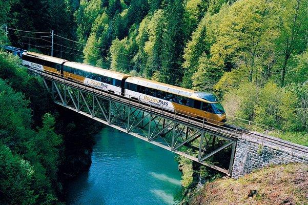 Golden Pass Railway