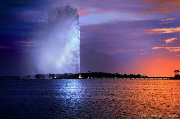 King Fahad's Fountain