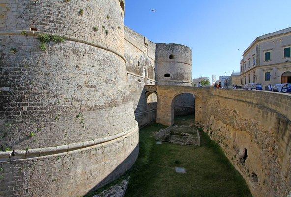 Aragonese Castle of Otranto