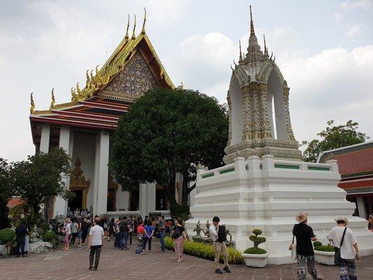 Wat Phra Chetuphon (Wat Pho)