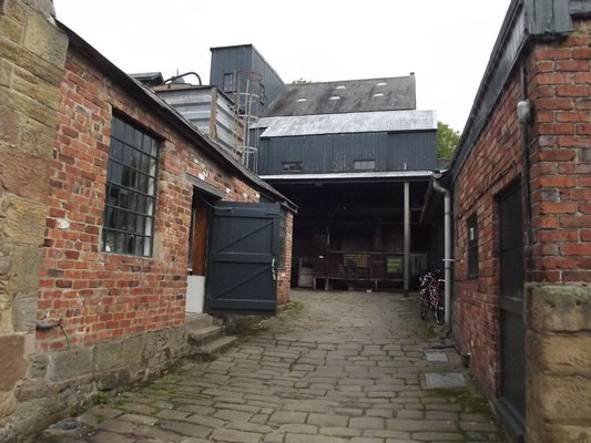 Caudwell's Mill Craft Centre