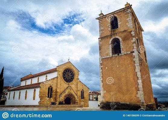 Church Santa Maria dos Olivais