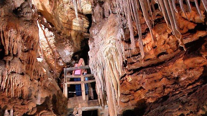Talking Rocks Cavern