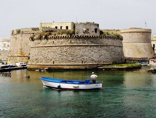 Gallipoli castle