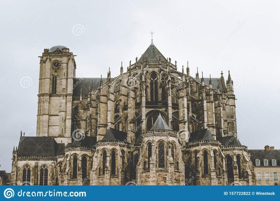 Cathedral of Saint Julian of Le Mans