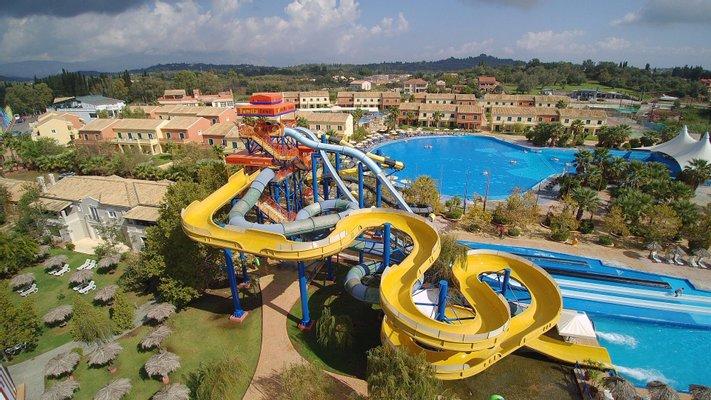 Aqualand Park Corfu