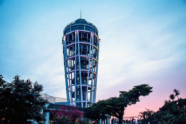 Enoshima Lighthouse Observation Deck