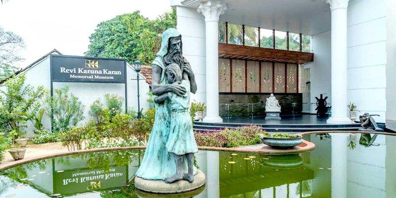 Revi Karuna Karan Memorial Museum