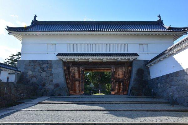 Ishigakiyama Castle Historical Park