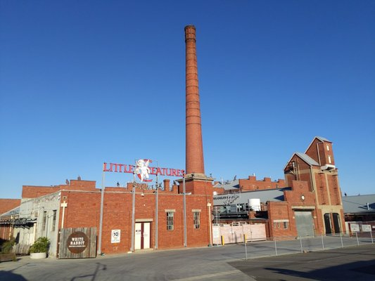 Little Creatures Brewery, Geelong