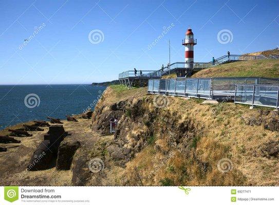 Valdivian Fort System