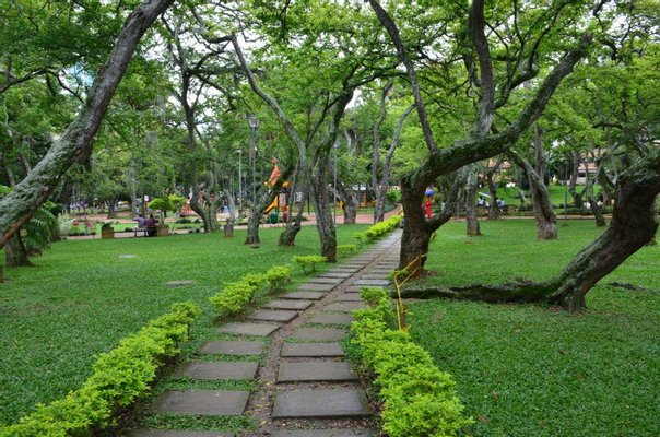 Saint Pío Park