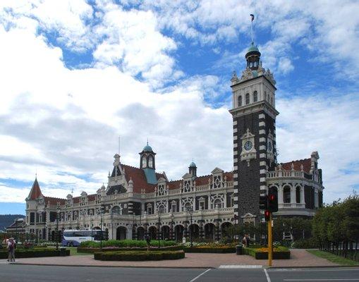Dunedin Railways