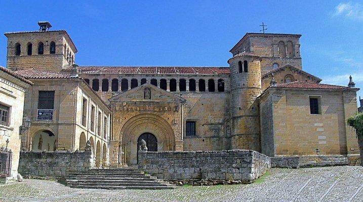 Collegiate Church of Santillana