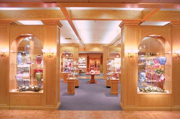 Oglebay Institute Glass Museum