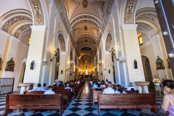 St. John the Baptist Cathedral, San Juan