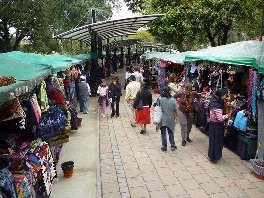 Municipal Craft Market