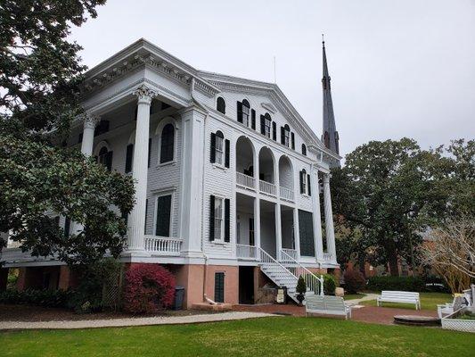 Bellamy Mansion Museum