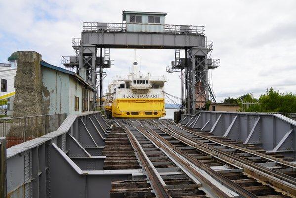 Seikan Connection Ship Memorial Ship Hakkōda-Maru