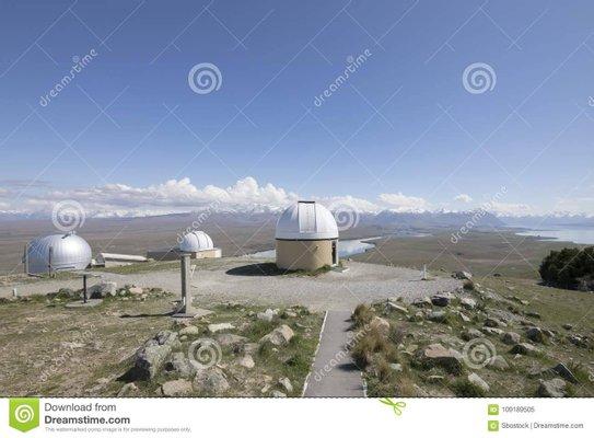 University of Canterbury Mt John Observatory
