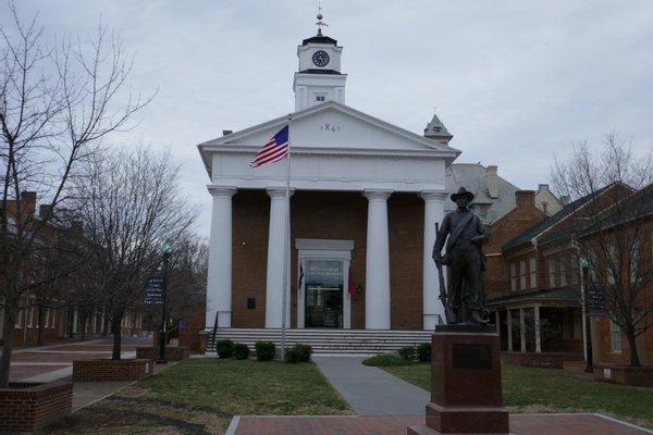 Shenandoah Valley Civil War Museum