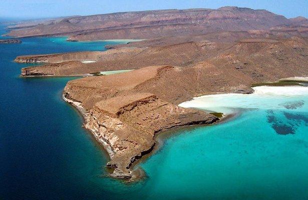 Isla del Espiritu Santo