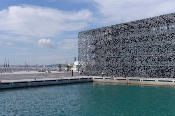 MuCEM – Museum of Civilizations of Europe and the Mediterranean