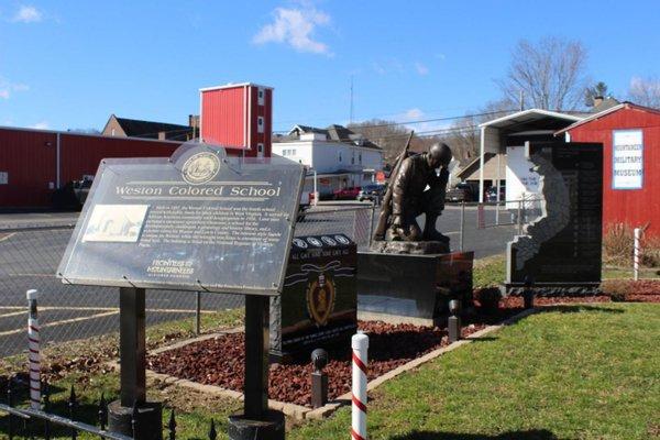 Mountaineer Military Museum